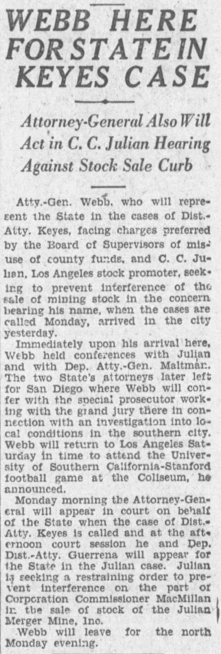 Cal Atty Gen Keyes Julian The_Los_Angeles_Times_Fri__Oct_29__1926_ (1)