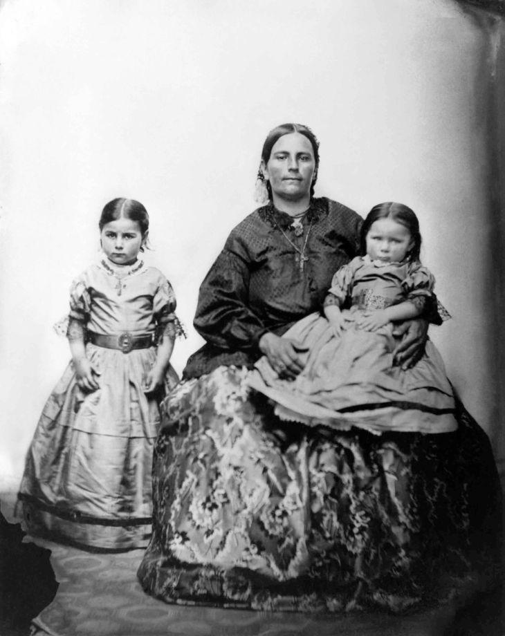 Antonia Margarita Workman de Temple And Daughters Margarita And