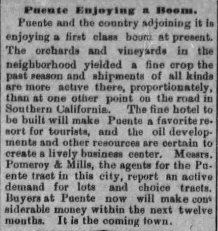 Puente Enjoying a Boom Los_Angeles_Herald_Sat__Apr_3__1886_