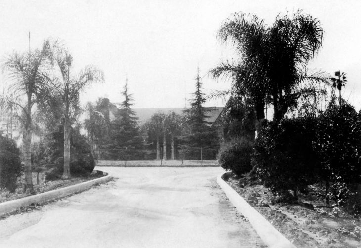 Workman House From The North Drive 96.7.35.3