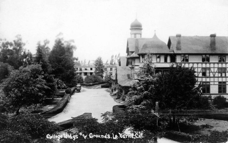 RPPC College Buildings and Grounds La Verne Cal 2016.134.1.74