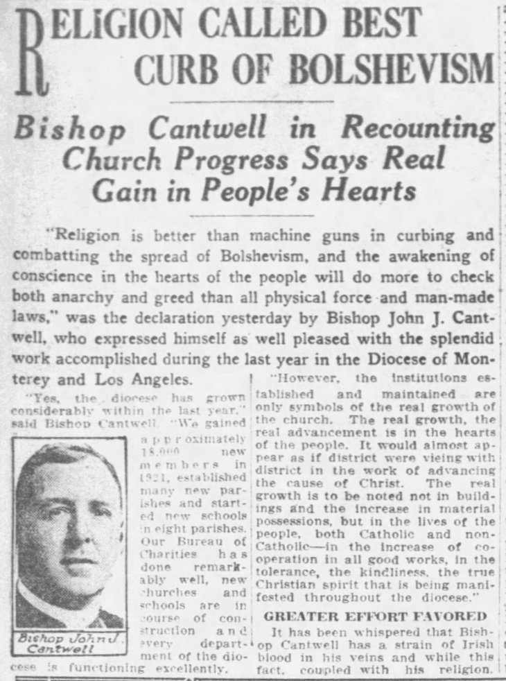 Religion and Bolshevism The_Los_Angeles_Times_Sun__Apr_23__1922_