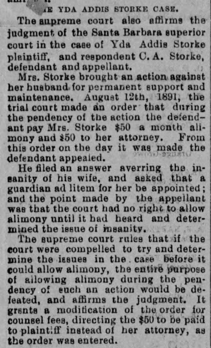 Yda Cal Supreme Ct rulig Los_Angeles_Herald_Tue__Oct_10__1893_