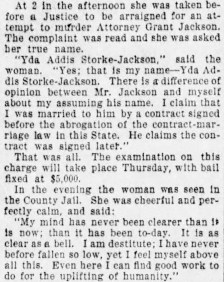 Yda Cliams Jackson as huband detail 2 The_San_Francisco_Examiner_Tue__Jul_11__1899_
