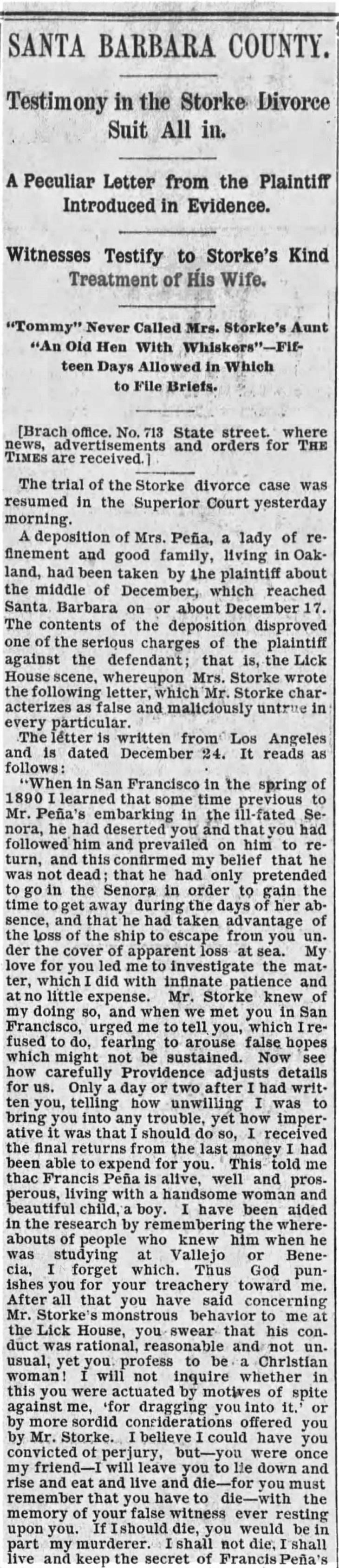 Yda insanity testimony detail The_Los_Angeles_Times_Sun__Jan_10__1892_
