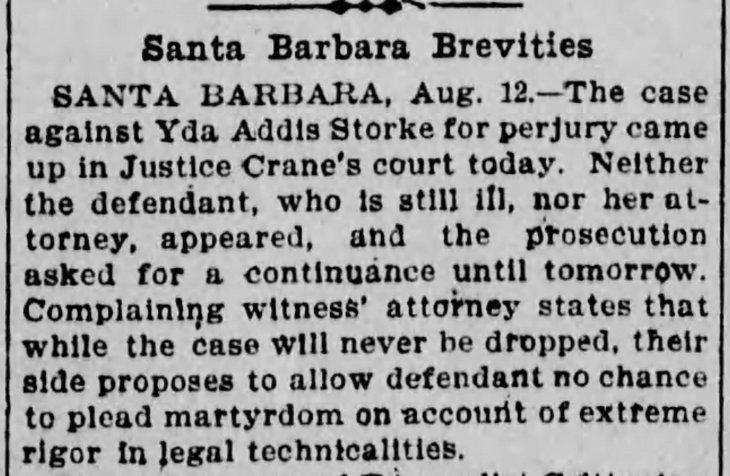 Yda perjury case Los_Angeles_Herald_Sat__Aug_13__1898_