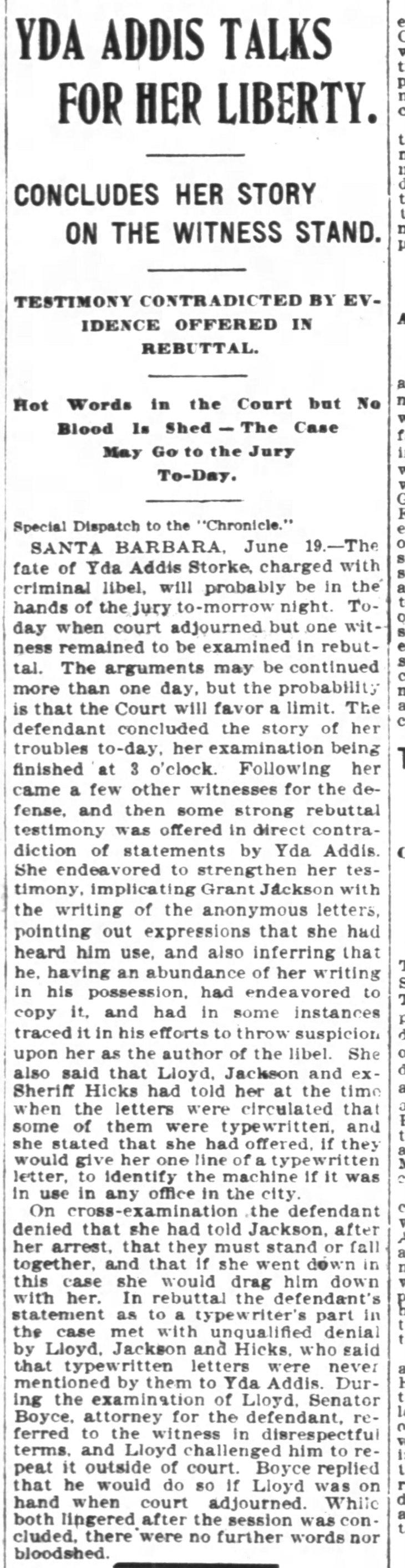 Yda talks for her liberty San_Francisco_Chronicle_Tue__Jun_20__1899_