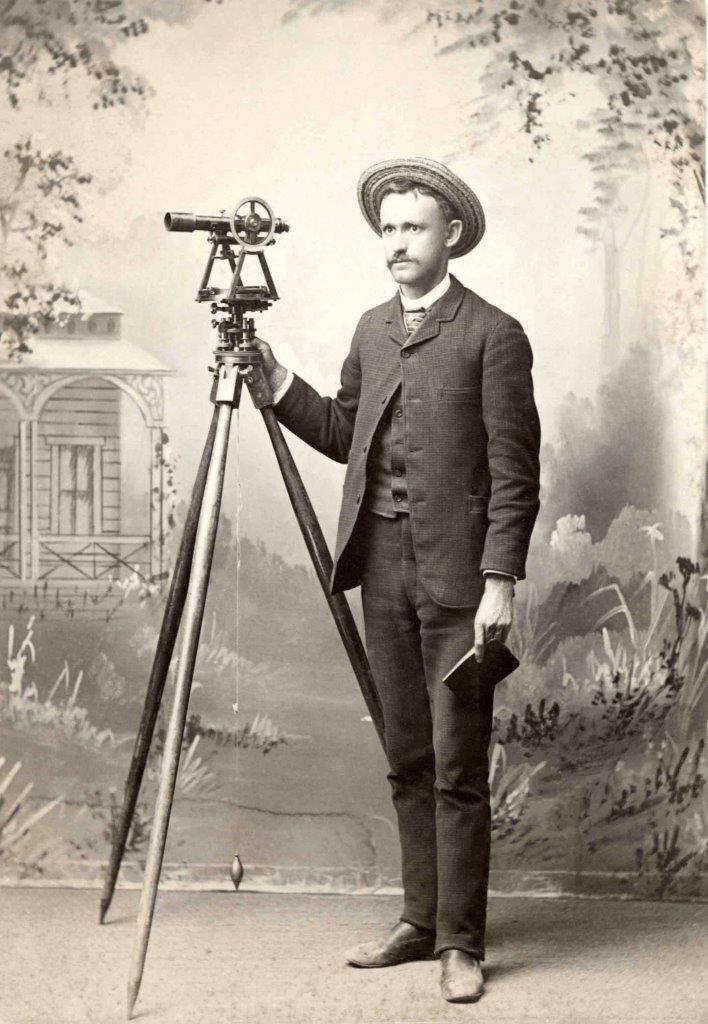 19564 Harry F Stafford Surveyor 2018.53.1.1