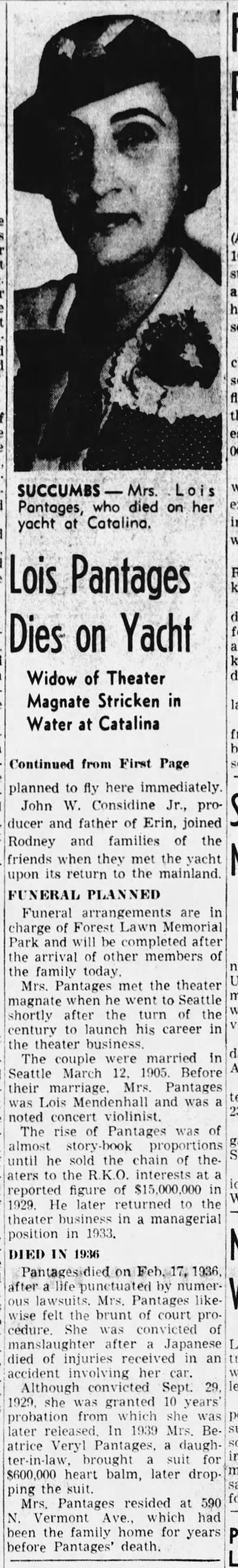 Lois obit The_Los_Angeles_Times_Sat__Jul_19__1941_