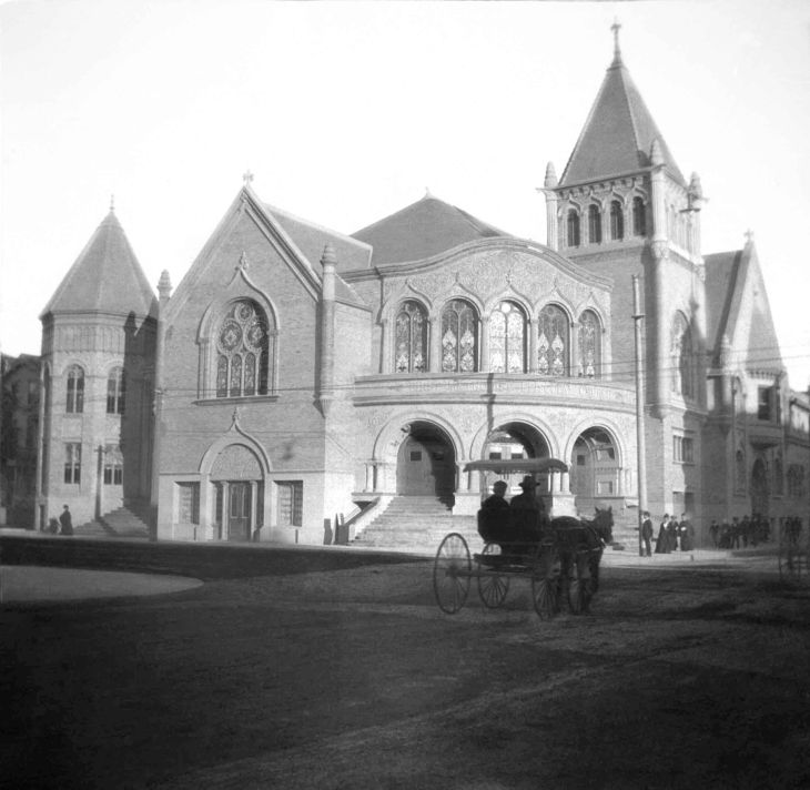 First Methodist Episcopal Church Los Angeles 2013.822.1.1