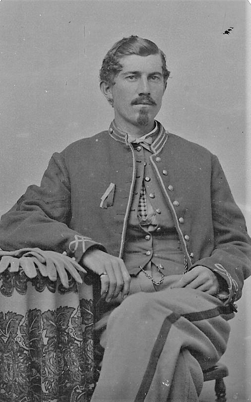 Cpl. Jenkins Tintype Sherman