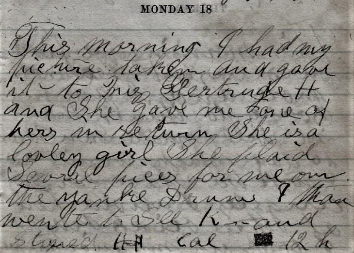 Jenkins Diary September 13-18 (2)