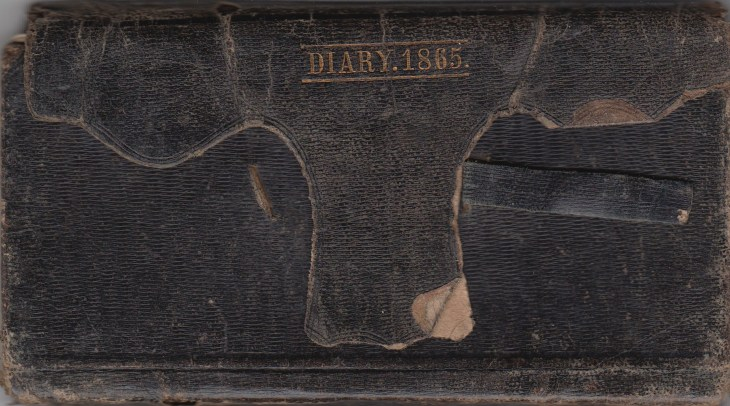 Jenkins Diary cover