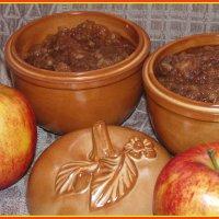 Apfelbutter, ein ganz besonderes Apfelmus