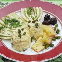 Frisch, fruchtig, kalt - ein veganes Sommeressen für die Family