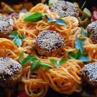 Süßkartoffel-Basic - Mix-it!  Spoodles (???) - Ofenkartoffel - Lasagne aus dem Glas