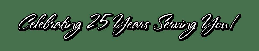 Homestead Restaurant 25 Years