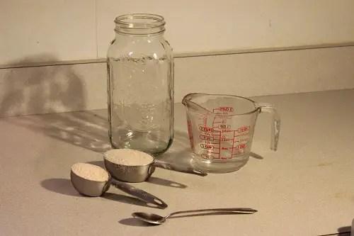 Make Yeast Ingredients
