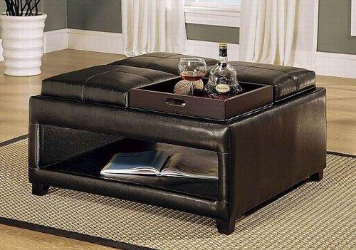 الراديوم لحني تميز cushion coffee table