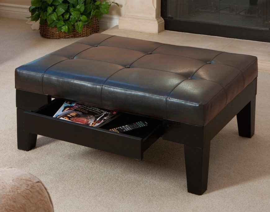 20 fantastic ottomans for man caves