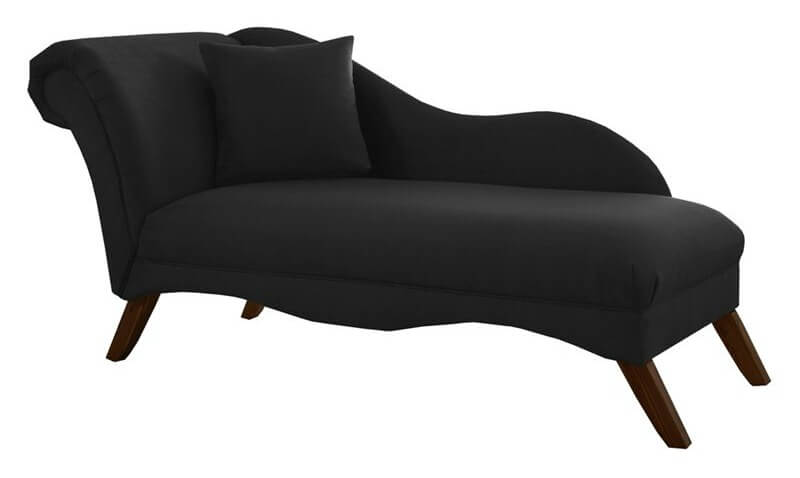 top 20 types of black chaise lounges