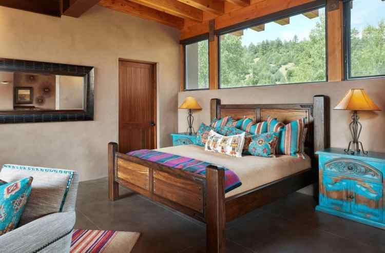 70 Southwestern Primary Bedroom Ideas Photos