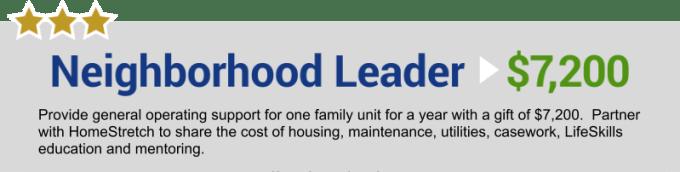 HomeStretch - Community Builder 7200