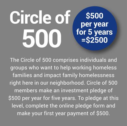 HomeStretch - Circle 500