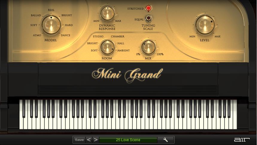 AIR Grand Piano