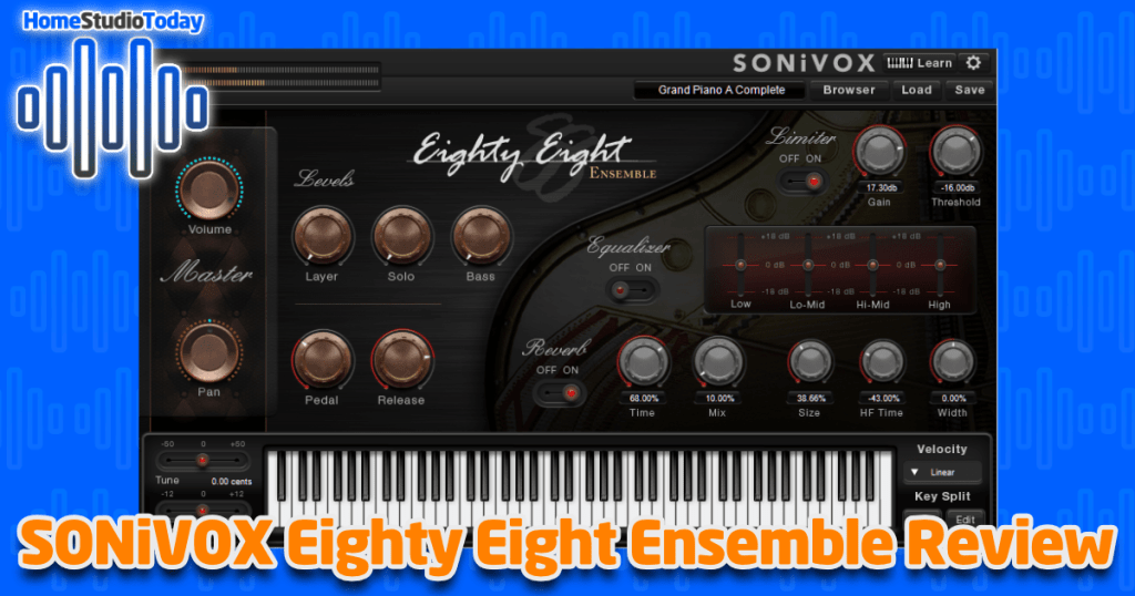 SONiVOX Eighty Eight Ensemble featured image