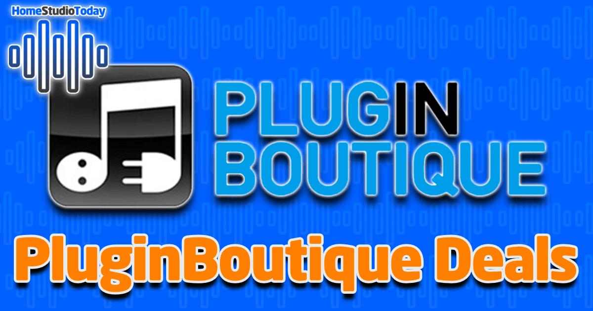 PluginBoutique Deals featured image
