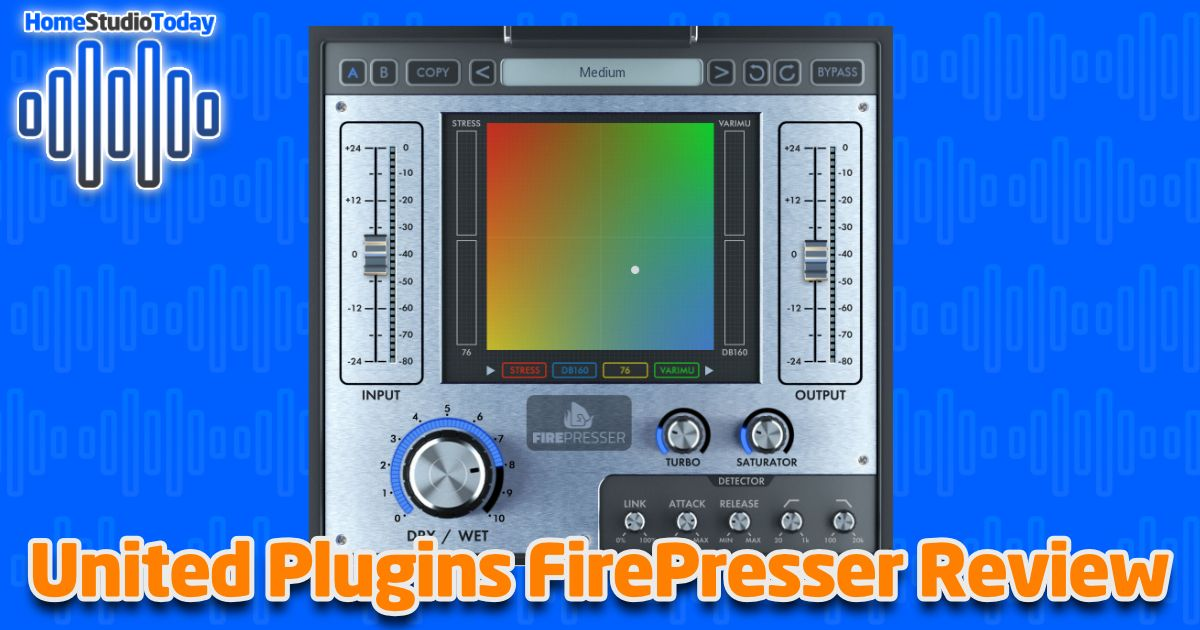 United Plugins FirePresser Review featured image