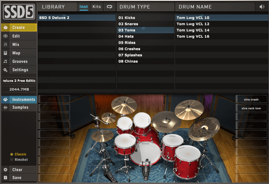 Steven Slate Drums 5.5 Create