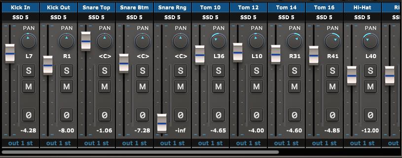 Steven Slate Drums 5.5 Mix