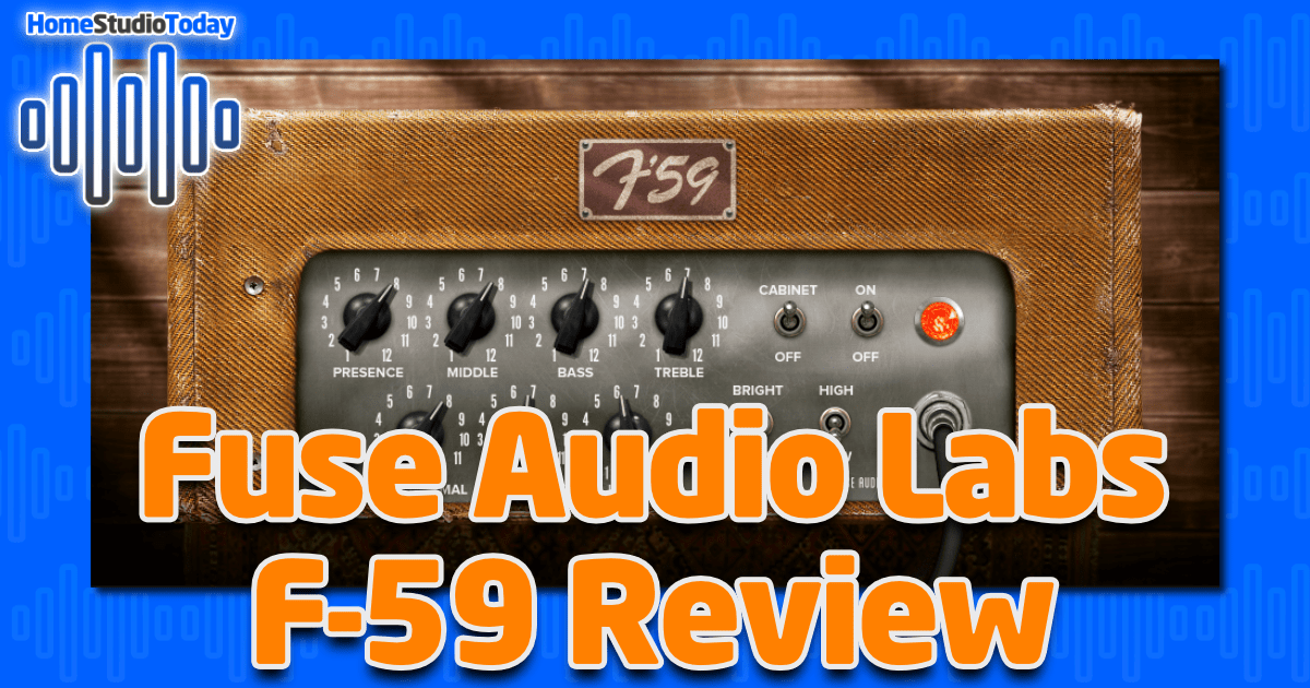Fuse Audio Labs F-59 Review featured image