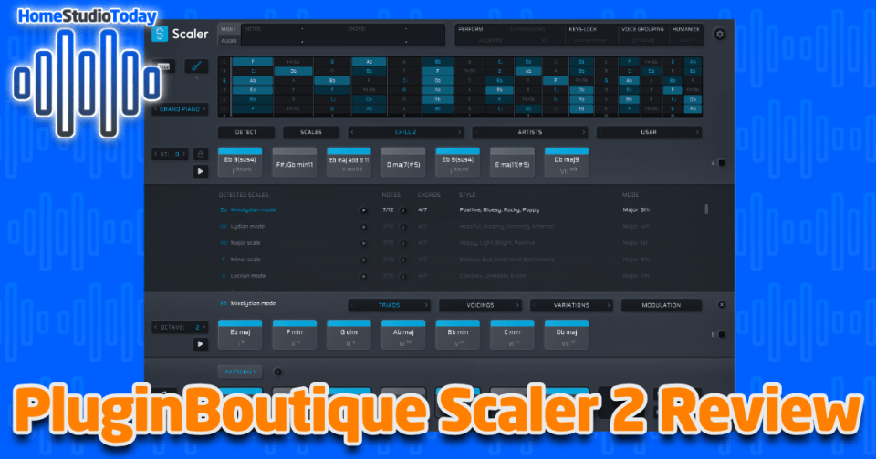 PluginBoutique Scaler 2 Review featured image