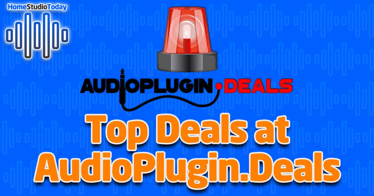 Top Deals at AudioPlugin.Deals featured image