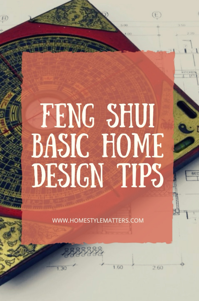 Feng Shui basic home design tips 1