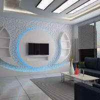 34+ Brief Article Teaches You The Ins And Outs Of Tv Wall Units Ideas Lighting 10