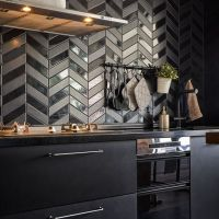 31+ A Secret Weapon For A Matte Black Kitchen Makes A Bold Statement 1