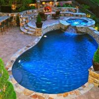 +41 Stunning Ground Pool Design Ideas For Your Backyard Reviews & Guide 13