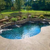 +41 Stunning Ground Pool Design Ideas For Your Backyard Reviews & Guide 16
