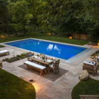 +41 Stunning Ground Pool Design Ideas For Your Backyard Reviews & Guide 2