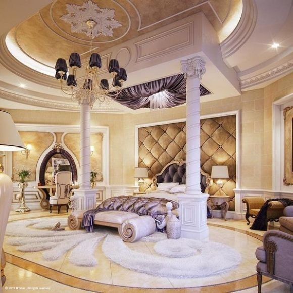 Luxury Master Bedrooms By Famous Interior Designers Homesuka