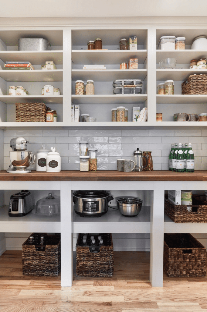 The Best Farmhouse Pantry Inspiration Home Sweet Farm Home