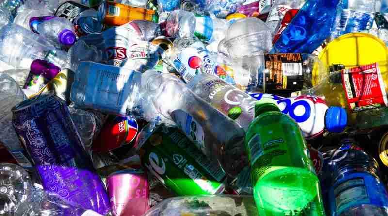 sprite plastic bottle on table