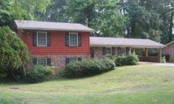 Home In Atlanta GA Cascade Heights