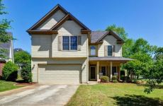 Home In North Atlanta Chamblee GA Rose Woods Subdivision