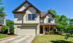 Home In North Atlanta Chamblee GA Rose Woods Subdivision