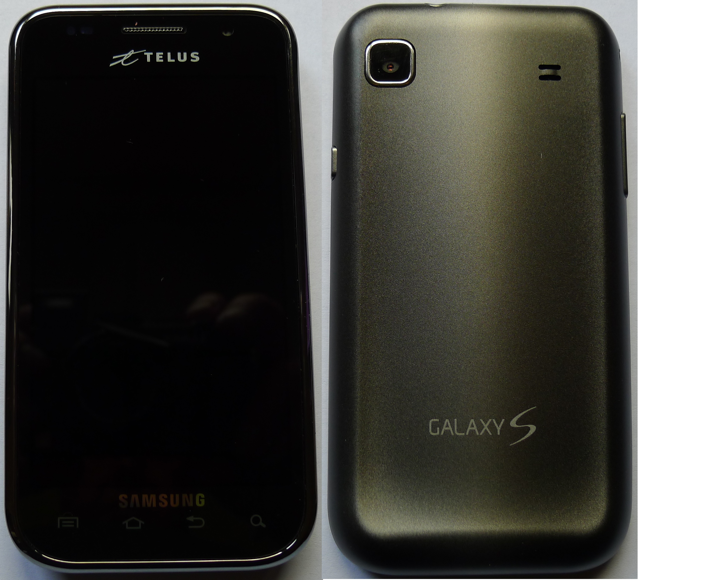 First 4G smartphone  Samsung Galaxy S Fascinate is great  4G